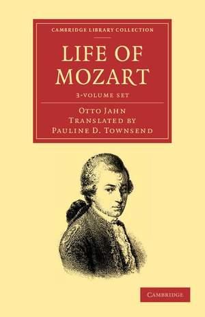 Life of Mozart 3 Volume Set
