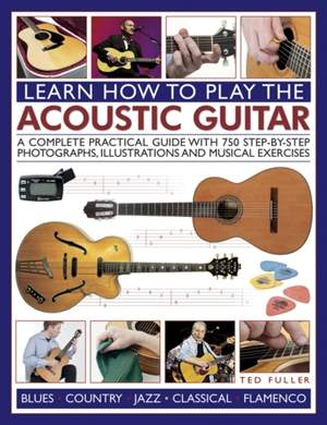 Learn How to Play the Acoustic Guitar