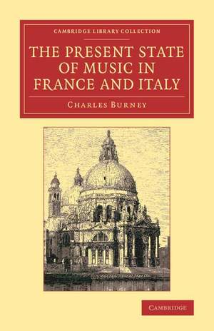 The Present State of Music in France and Italy
