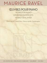 Ravel: Complete Works for Piano