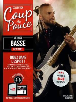Denis Roux: Coup De Pouce Debutant Basse Vol. 1 Product Image