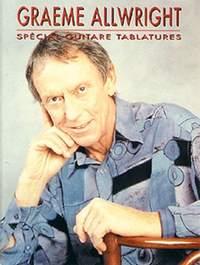 Graeme Allwright: Spécial Guitare Tablatures