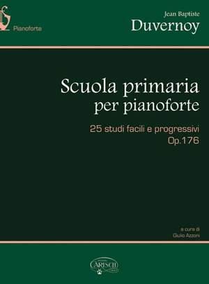 Jean-Baptiste Duvernoy: Scuola Primaria Op.176