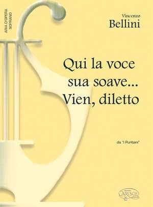 Vincenzo Bellini: Qui la voce sua soave?