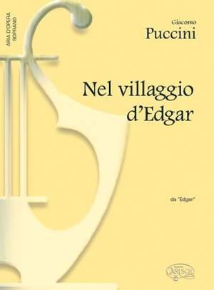 Giacomo Puccini: Nel villaggio d'Edgar