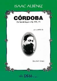 Córdoba, Cantos de España Op.232 No.4