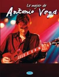 Antonio Vega: Lo Mejor De Piano Vocal Guitar