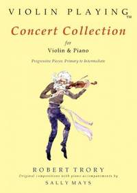 Violin Playing: Concert Cellection