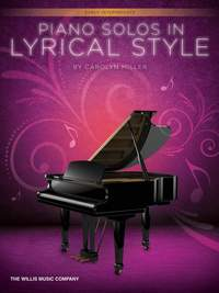 Carolyn Miller: Piano Solos In Lyrical Style