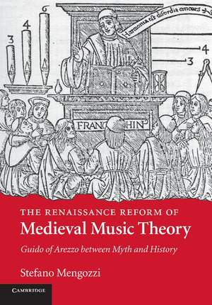 The Renaissance Reform of Medieval Music Theory Product Image