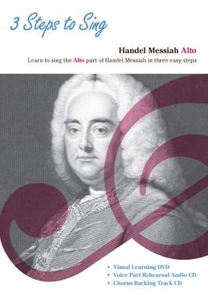 Handel: Messiah - 3 Steps to Sing - (Region 2 DVD) Product Image