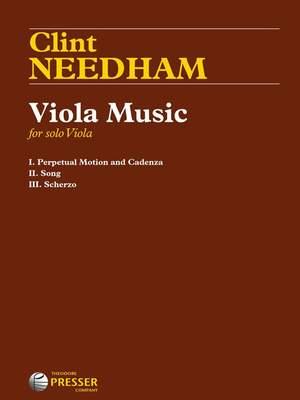 Needham, C: Viola Music