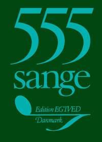 555 Sange Melodibog