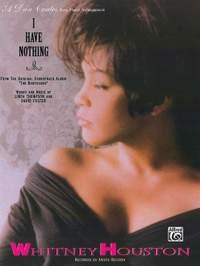 Whitney Houston: I Have Nothing (from The Bodyguard)