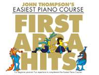 John Thompson's Piano Course: First ABBA Hits