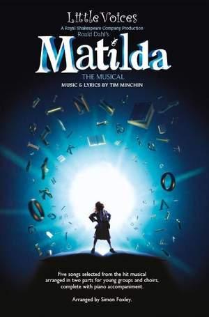 Tim Minchin: Little Voices - Matilda