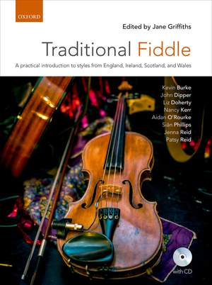 Griffiths, Jane: Traditional Fiddle + CD