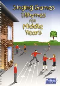 Singing Games And Rhymes For Middle Years