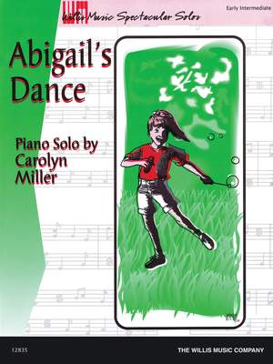 Carolyn Miller: Abigail's Dance Product Image