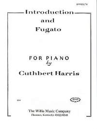 Cuthbert Harris: Introduction and Fugato