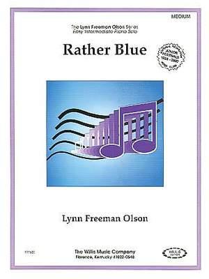 Lynn Freeman Olson: Rather Blue