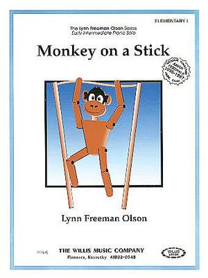 Lynn Freeman Olson: Monkey on a Stick