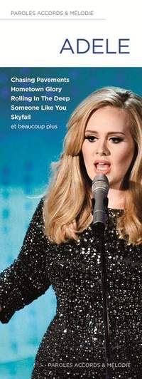 Adele: Paroles, Accords & Melodies