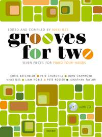 Nikki Iles: Grooves for Two + CD