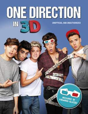 One Direction in 3D: Unofficial and Unauthorised