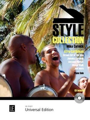 Cornick Mike: Mike Cornick's Style Collection – Afro-Caribbean Product Image