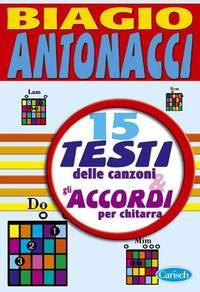 Antonacci Biagio Mini Canta