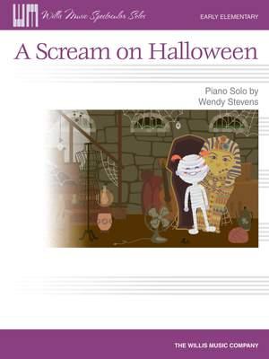 Wendy Stevens: A Scream on Halloween