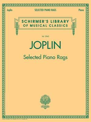 Scott Joplin: Selected Piano Rags