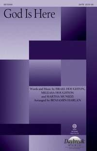 Israel Houghton_Martha Munizzi_Meleasa Houghton: God Is Here
