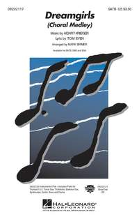 Henry Krieger: Dreamgirls (Choral Medley)