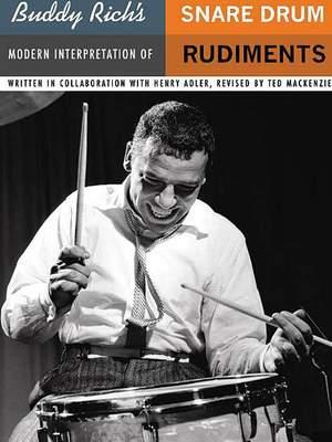 Modern Interpretation Of Snare Drum Rudiments