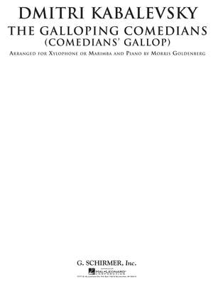 Dmitri Kabalevsky: The Galloping Comedians