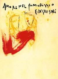 Francesco Gregori: Amore Nel Pomeriggio