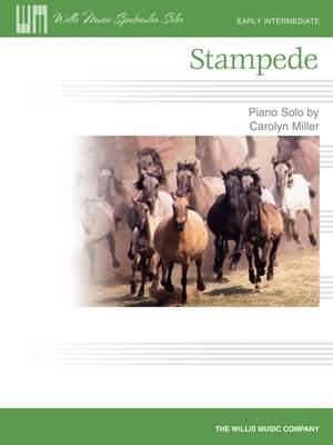 Carolyn Miller: Stampede Product Image