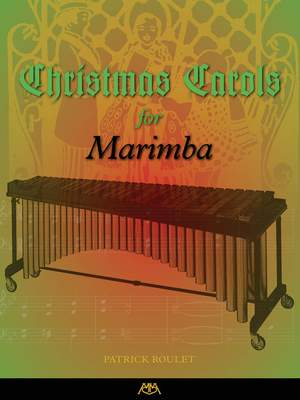 Christmas Carols For Marimba