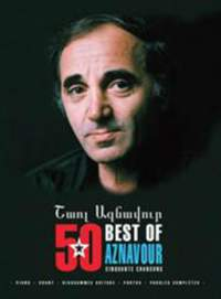 Aznavour, C: Best Of Aznavour 50