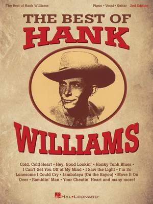 The Best of Hank Williams - 2nd Edition Product Image