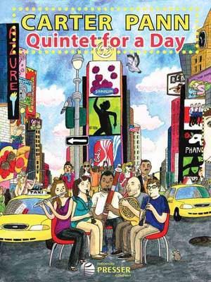 Pann, C: Quintet For A Day