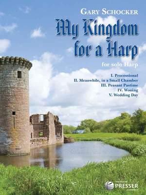 Schocker, G: My Kingdom For A Harp