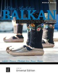 Ralchev Petar: Balkan Accordion