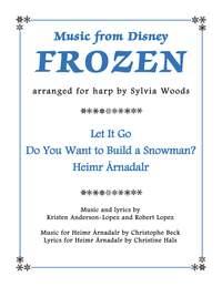Christophe Beck_Kristen Anderson-Lopez_Robert Lopez: Music from Disney's Frozen for Harp