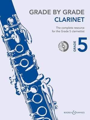 Grade by Grade - Clarinet Grade 5