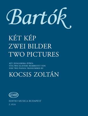Bartok: Two Pictures