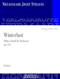 Strauß, J: Winterlust op. 121