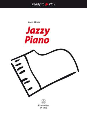 Kleeb, Jean: Jazzy Piano